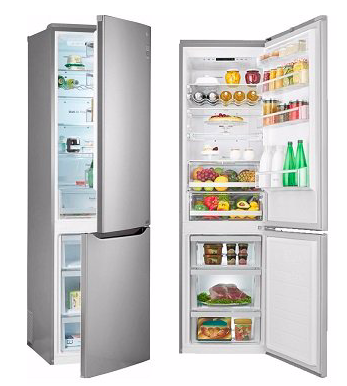 LG GBB 60 SAGFS Kühlgefrierkombination für 546€ inkl. Versand (statt 699€)