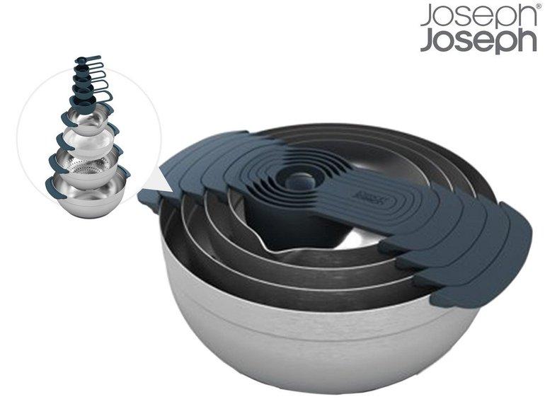 "9-tlg. Schüsselset ""Joseph Joseph 100 Collection"" für 55,90€ inkl. Versand"
