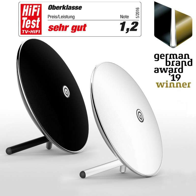 Ninetec Luna – Mobiler Bluetooth NFC Speaker für 29,99€ inkl. Versand (statt 40€)