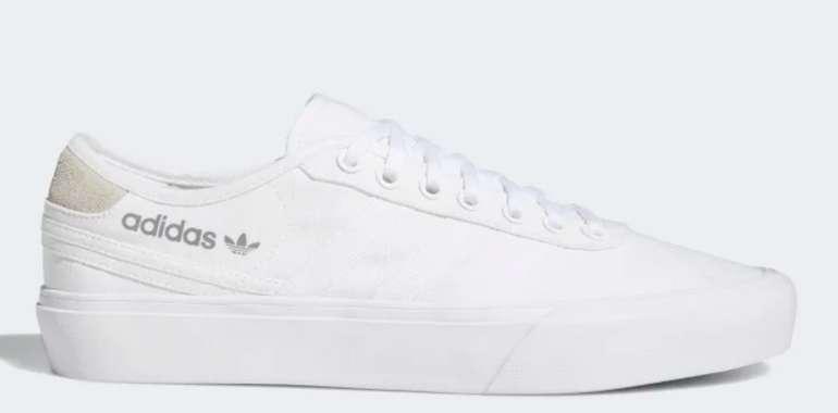 adidas Delpala Herren Schuh in Weiß für 28,58€inkl. Versand (statt 52€)