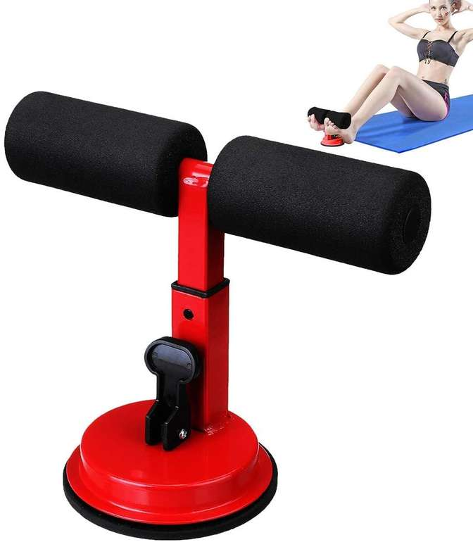 Camfosy Sit-up Trainer mit Saugnapf für 14,29€ inkl. Prime Versand (statt 22€)