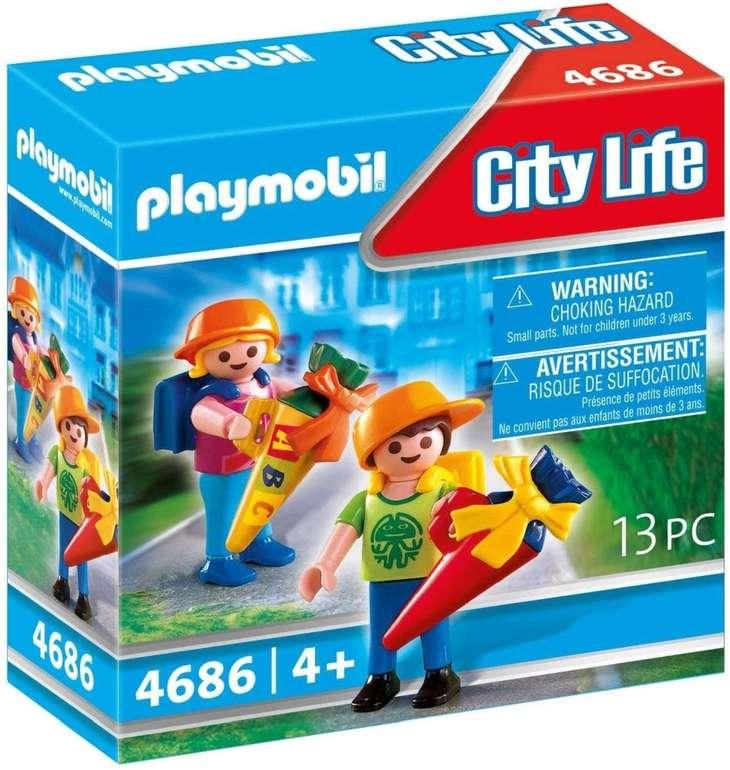 Playmobil 4686 Erster Schultag für 3,51€ inkl. Versand (statt 8€)