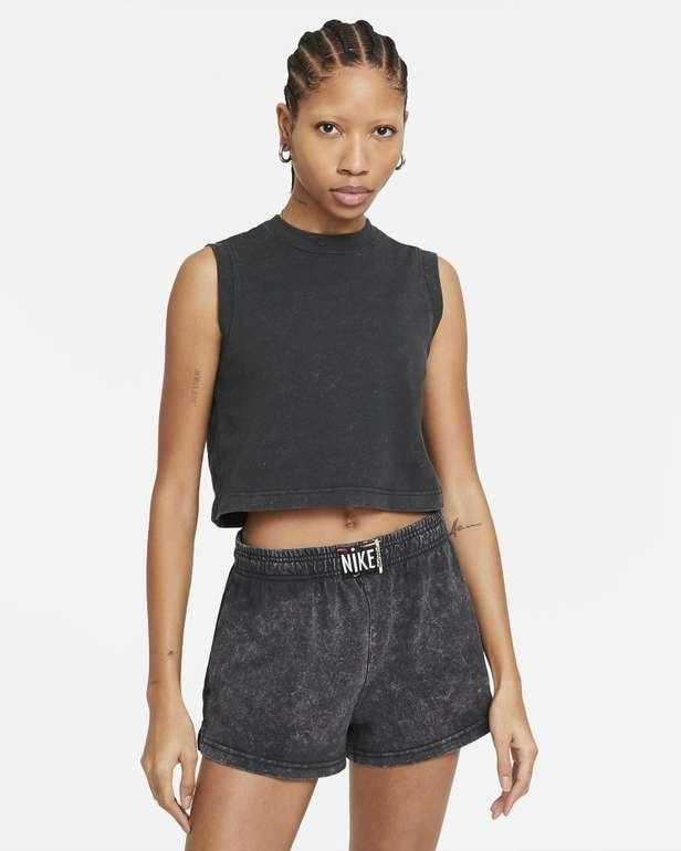 Nike Sportswear Damen-Tanktop im Washed-Look für je 27,99€ (statt 35€) - Nike Membership!