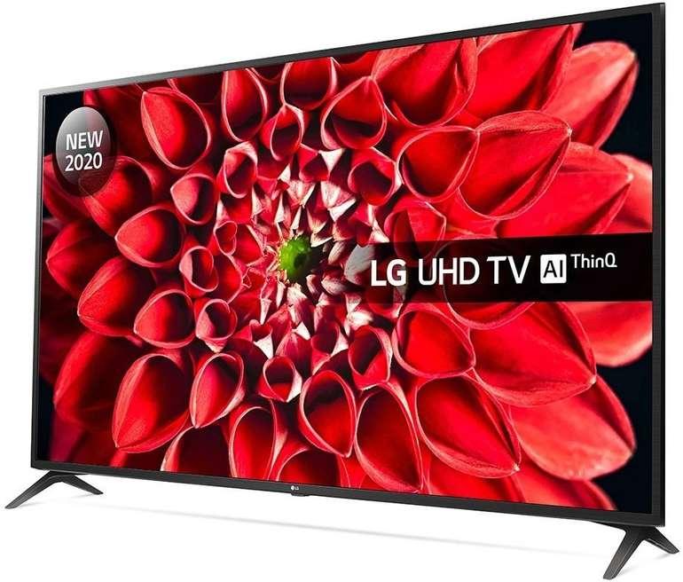 "LG 70UN71006LA - 70"" LED-TV (Smart TV, Triple Tuner, UHD) für 695€ inkl. Versand (statt 888€)"