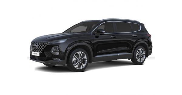 Gewerbe: Hyundai Santa Fe 2.0 CRDi Select für 149€ Netto mtl. Leasen