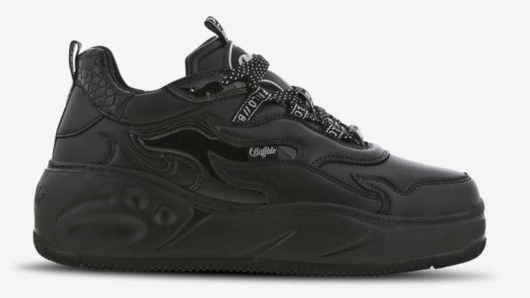Buffalo Flat XTR Damen Schuhe in Schwarz für 79,99€ inkl. Versand (statt 90€)