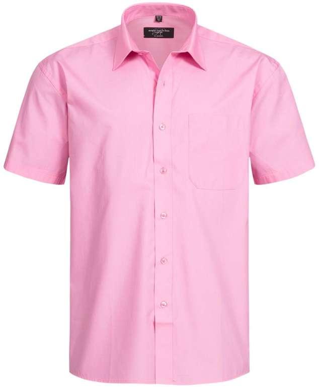 Russell Short Sleeve Pure Cotton Poplin Herren Hemd für 6,42€ inkl. Versand (statt 9,50€)