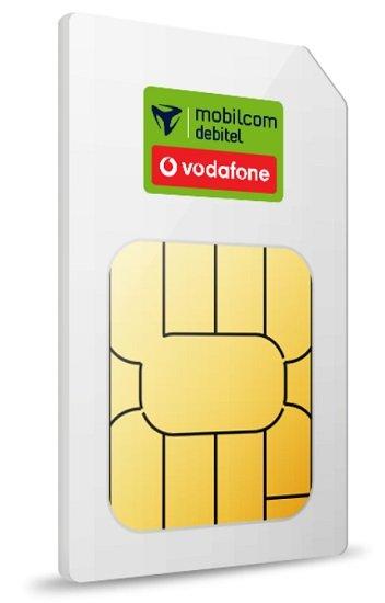 Vodafone green Allnet-Flat mit 30GB LTE für 30€ mtl. + 500€ Saturn Coupon