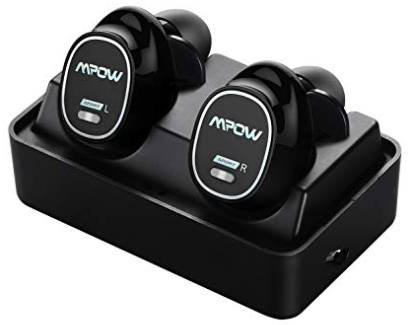 Mpow TWS Bluetooth Earbuds (True Wireless Kopfhörer) für 21,99€ inkl. Versand