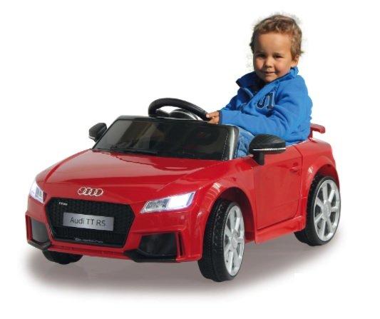Jamara Ride-on Audi TT RS für 119€ inkl. Versand (statt 153€) - in rot oder schwarz