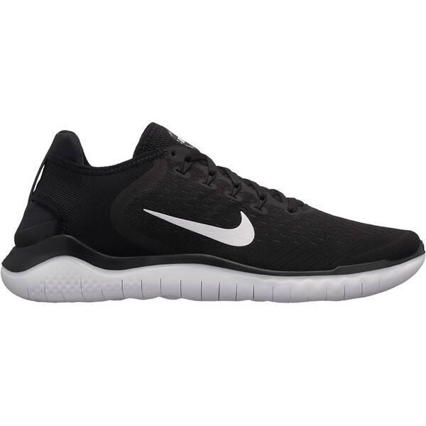 Nike Damen Laufschuhe Free Run 2018 in schwarz für 59,99€ inkl. Versand (statt73€)