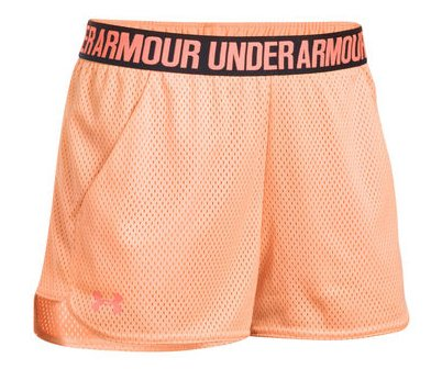 "Under Armour ""Play Up 2.0"" Damen Trainingsshorts für 12,37€ (statt 22€)"