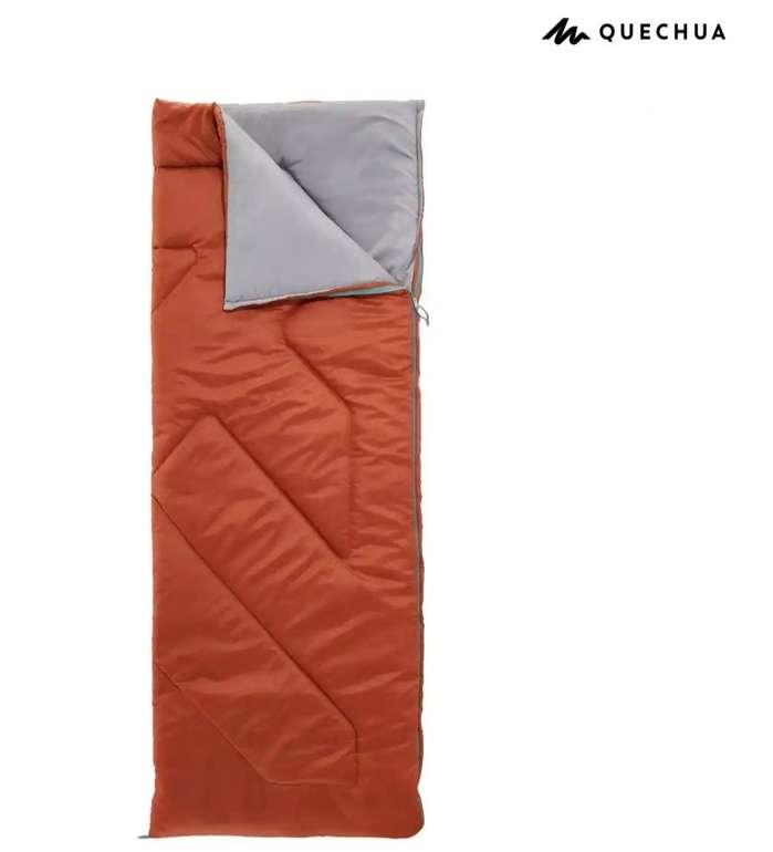 Quechua Arpenaz - 10 °C Camping Schlafsack für 18,98€ inkl. Versand (statt 29€)