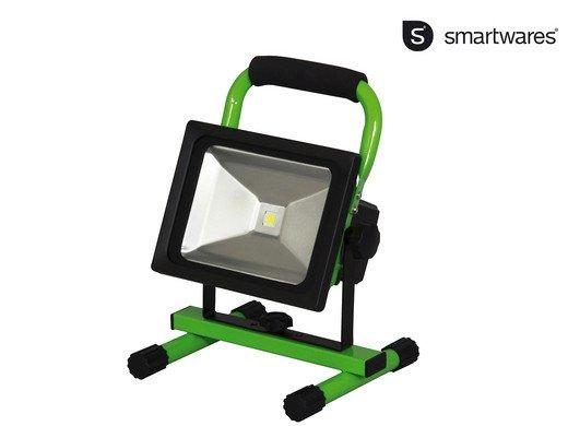 Smartwares kabelloser 20 Watt LED-Baustrahler für 30,90€ inkl. VSK