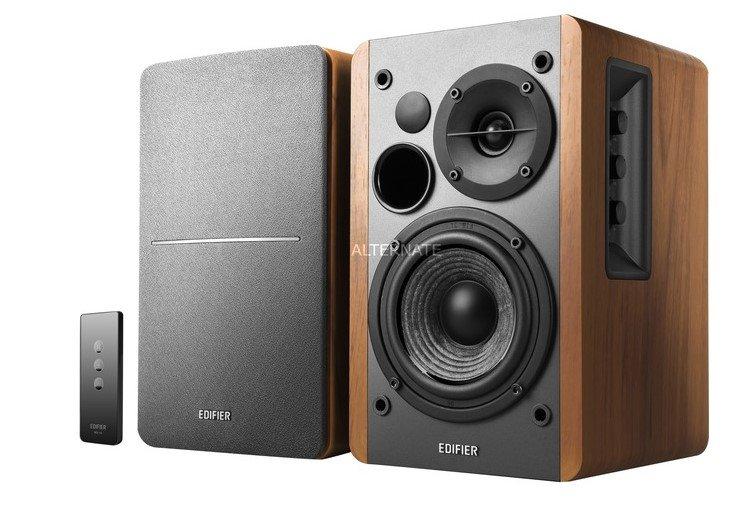 Edifier Studio R1280T Stereo PC Aktiv-Lautsprecher für 69,90€ inkl. Versand (statt 77€)