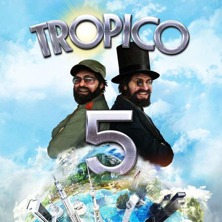 Epic Games Store: Tropico 5 kostenlos herunterladen
