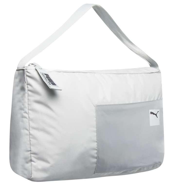 Puma Dancer Barrel Bag in Weiß für 20,65€ inkl. Versand (statt 30€)