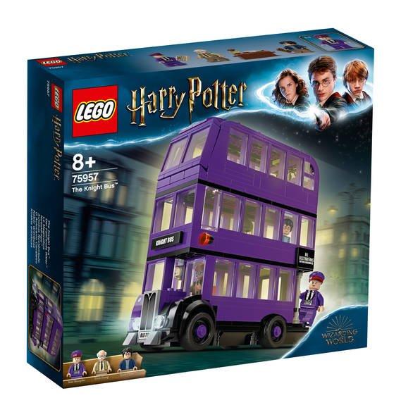 LEGO Harry Potter (75957) Der Fahrende Ritter für 29,44€ inkl. VSK (statt 35€)