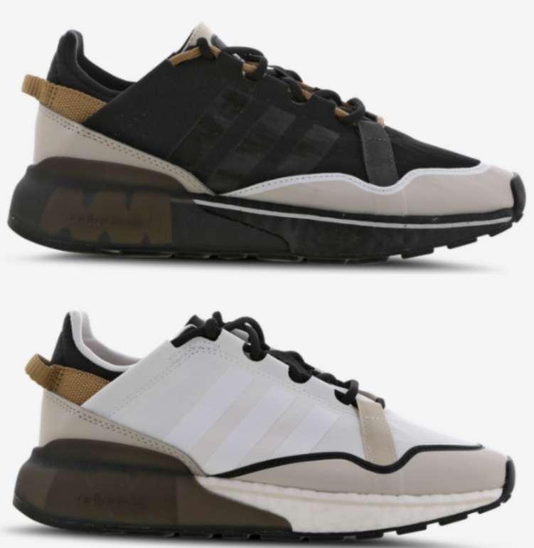 adidas ZX 2K Boost Pure Grundschule Schuhe in 2 Designs für 69,99€inkl. Versand (statt 110€)