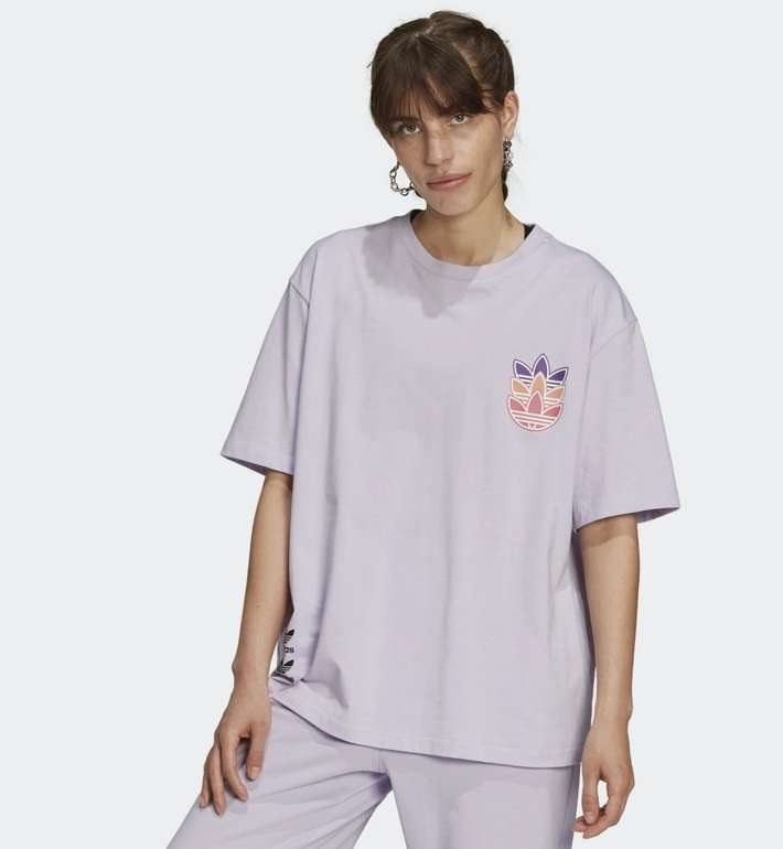 Adidas Originals Logo Play Damen T-Shirt in 2 Farben für je 24,50€ (statt 35€) - Creators Club