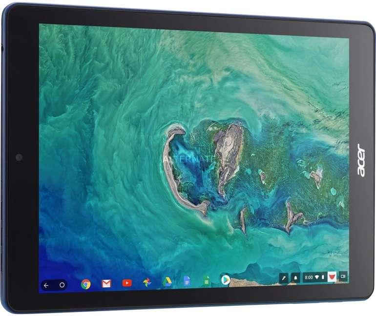 Acer Chromebook Tab 10 - Tablet-PC mit 9,7 Zoll und 32 GB für 249€ inkl. Versand (statt 292€)