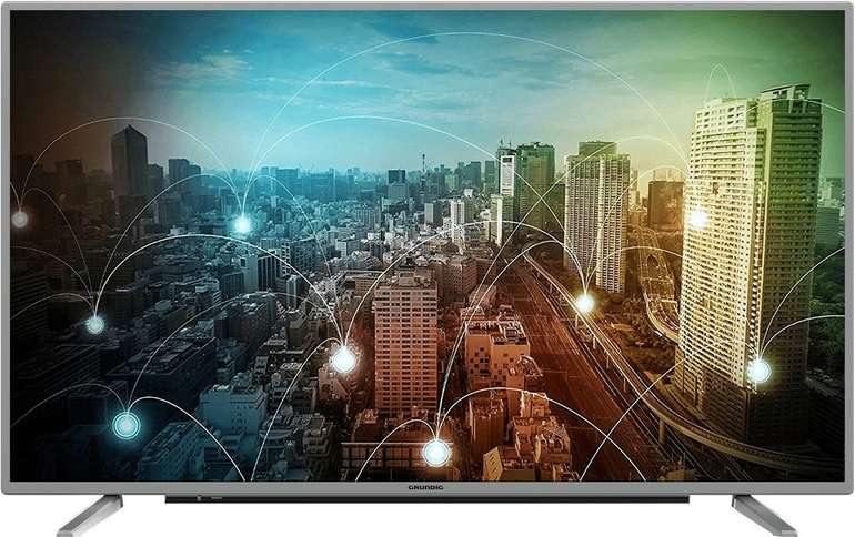Top! Grundig 32 GFS 6820 - 32 Zoll Full HD Smart TV mit Triple Tuner für 149€ inkl. VSK (statt 229€)