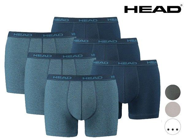 6er Pack Head Herren Boxer Boxershorts (Basic Pant) für 23,90€ inkl. Versand