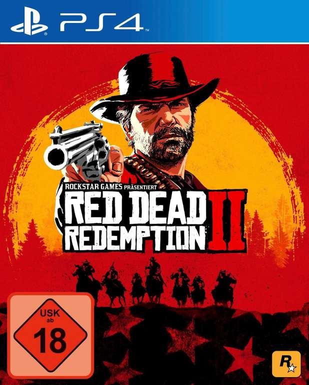 Red Dead Redemption 2 (PS4) für 14,84€ inkl. Versand (statt 23€)