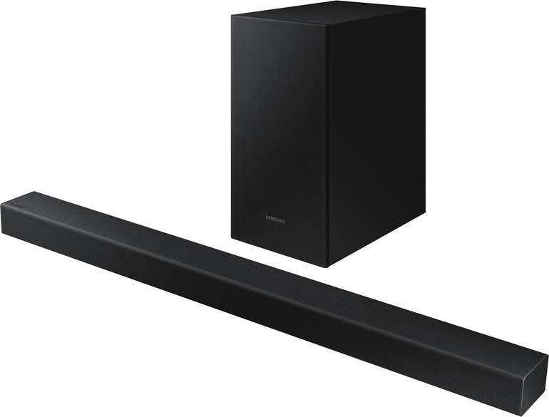 Samsung HW-T450 - 2.1 Kanal Soundbar mit Subwoofer für 109€ inkl. Versand (statt 125€)