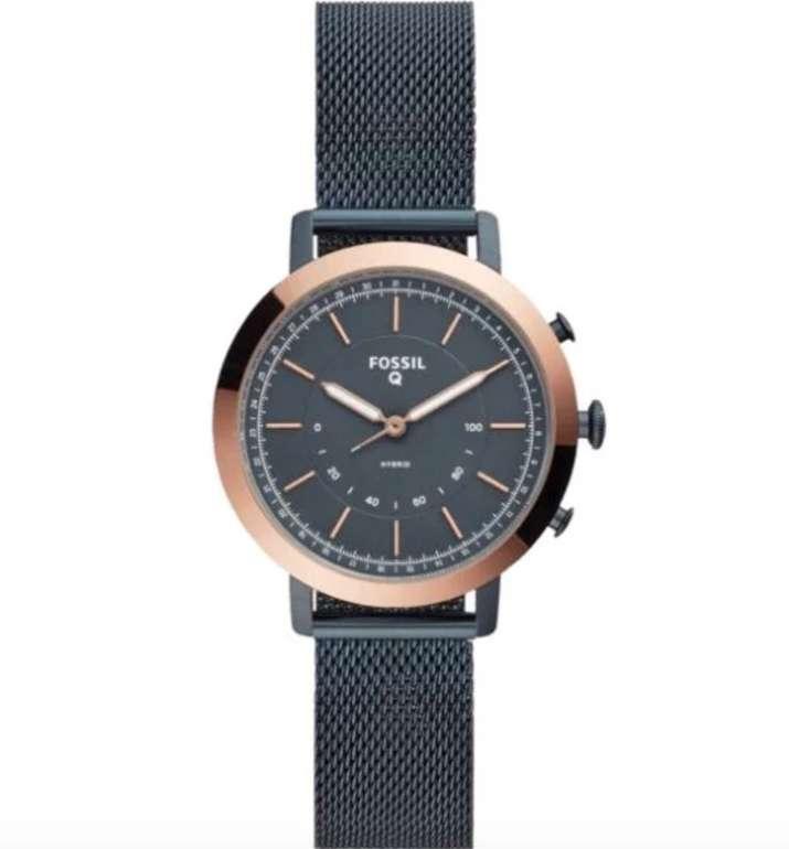 Media Markt Wearables Tiefpreisspätschicht - z.B. Fossil FTW5031 Hybrid Neely für 109€