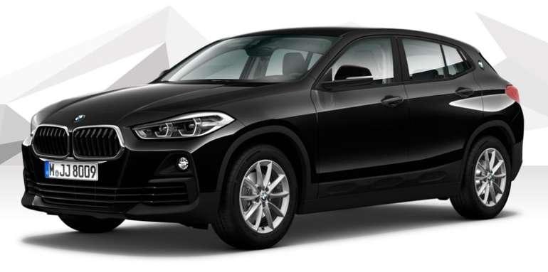 Privat + Gewerbe: BMW X2 sDrive i18 für 189€ Brutto mtl. leasen (LF: 0,56)