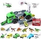 BeebeeRun Dinosaurier Spielzeug Truck für 9,99€ inkl. Versand (statt 19€)