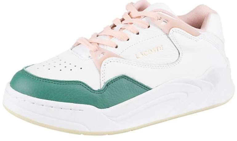 Lacoste Court Slam 120 2 Sfa Damen Sneaker für 43,19€ inkl. Versand (statt 77€)