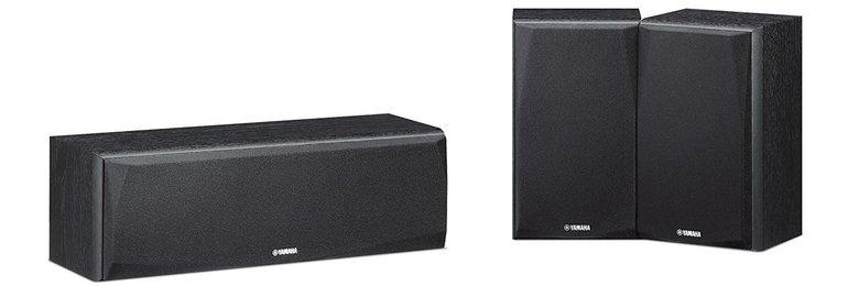Yamaha NS-P60 3.0 Surround-Lautsprecher für 79,99€ inkl. Versand (statt 107€)
