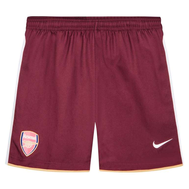 FC Arsenal Nike Kinder Shorts in zwei Farben für je nur 2,22€ zzgl. Versand