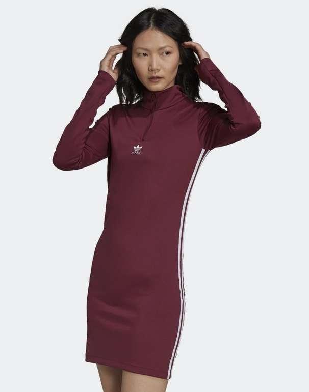 Adidas Originals Adicolor Classics Long Sleeve Kleid für 35€ inkl. Versand (statt 50€)