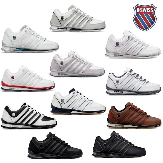 K-Swiss Rinzler SP Fade Sneaker 2