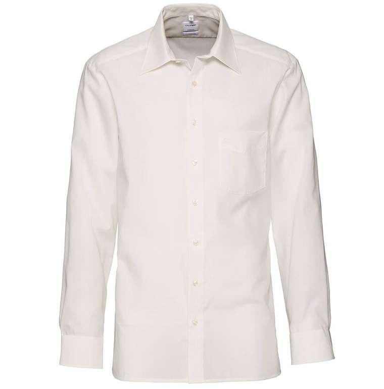 Olymp Tendenz Regular Fit Herren Langarm Business Hemd für 24,94€ (statt 39€)