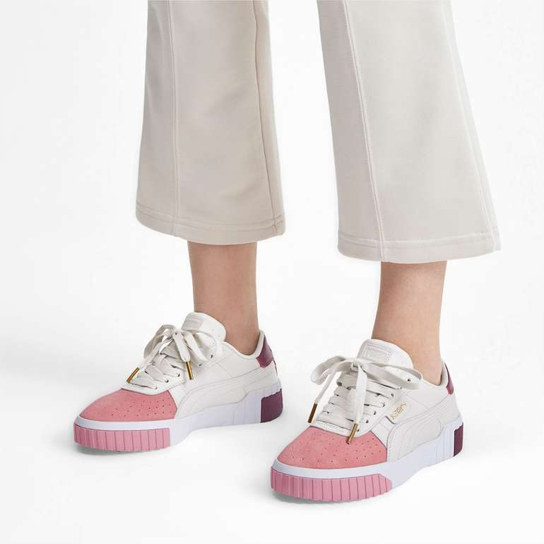 Puma Cali Remix Damen Sneaker für 50,40€ inkl. Versand (statt 63€)