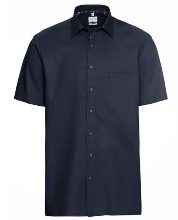 Galeria Kaufhof: Seidensticker & Olymp Hemden Sale mit 40% Rabatt - z.B. Olymp Business-Kurzarmhemd ab 16,79€