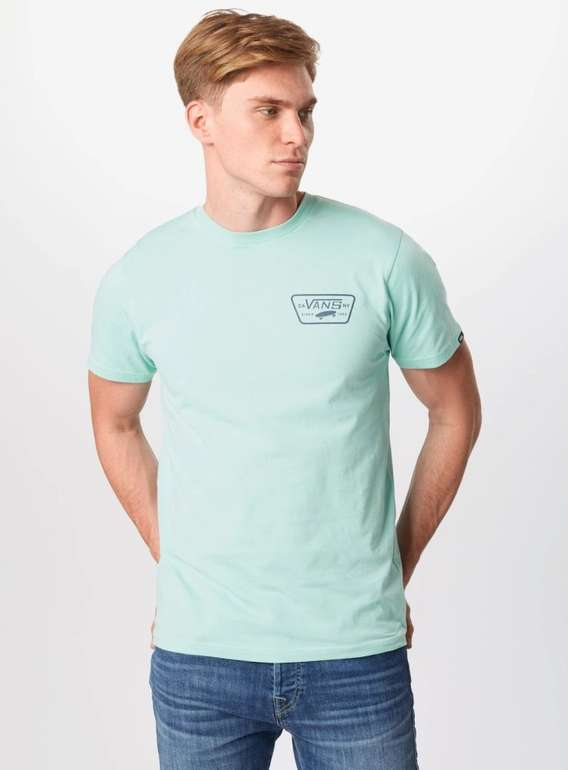 """Vans Herren T-Shirt """"Full Patch Back"""" für 11,35€ inkl. Versand (statt 26€)"""