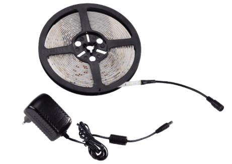 Ultron 5m save-E LED Stripe (Kaltweiß, 19.8 Watt, 1250-1475 Lumen) für 10€