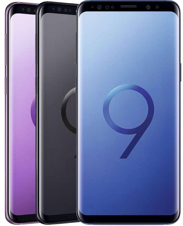 Samsung Galaxy S9 Smartphone (64GB Speicher) für 399€ inkl. Versand (statt 464€)