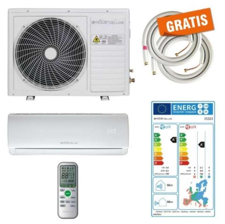 Split Klimaanlage 9000 BTU R32 2,6 kW A++ für 341,10€ inkl. Versand (statt 430€)