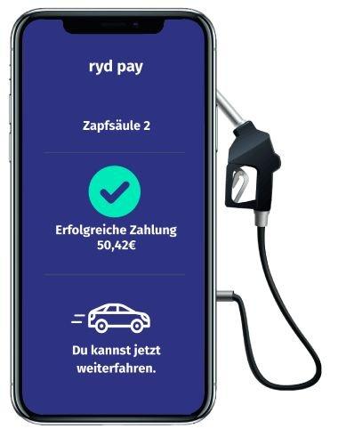 Ryd Pay - 10€ sparen bei Zahlung mit PayPal (Ohne MBW!)