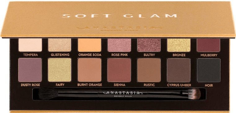 Anastasia Beverly Hills Soft Glam Eyeshadow Palette für 30,80€ inkl. Versand (statt 38€)