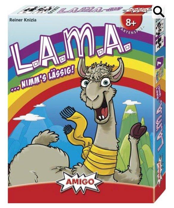 Thalia: Alles versandkostenfrei bestellen - z.B. LAMA (Kartenspiel) für 4,99€ inkl. Versand (statt 8€)