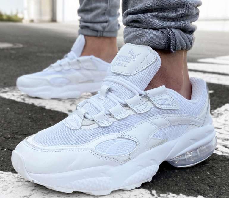 Puma Cell Venom Unisex Reflective Sneaker in Weiß für 43,94€inkl. Versand (statt 52€)