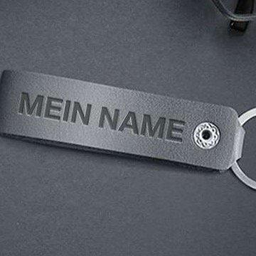 Personalisierter BMW Schlüsselanhänger gratis! (Nur für BMW-Fahrer)