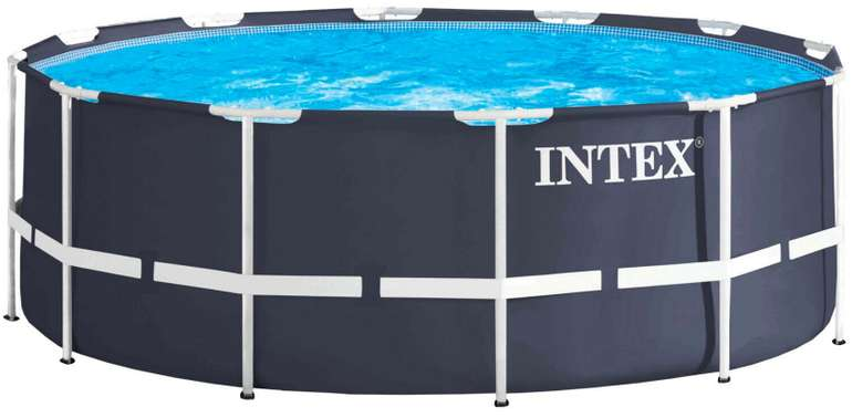 Intex Steel Frame Swimming Pool